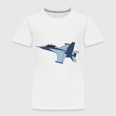 Toddler Premium T-Shirt - jet,flight,plane
