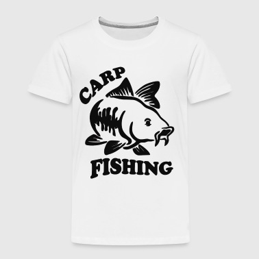 Carp Fishing - Toddler Premium T-Shirt