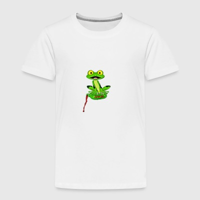 jeremiah the bullfrog - Toddler Premium T-Shirt