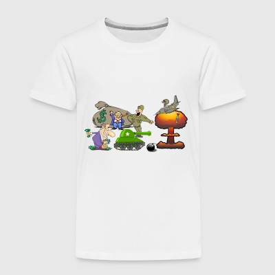 Military Industrial Complex - Toddler Premium T-Shirt