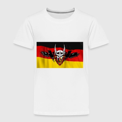 Soo Germany 2 - Toddler Premium T-Shirt