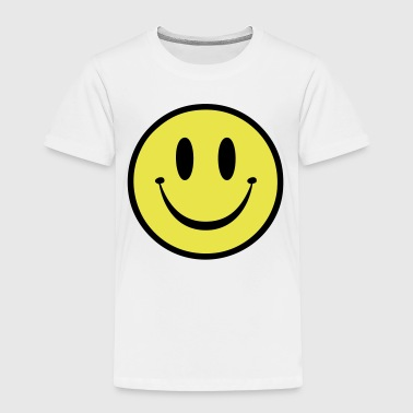 Old Skool Rave Smile - Toddler Premium T-Shirt