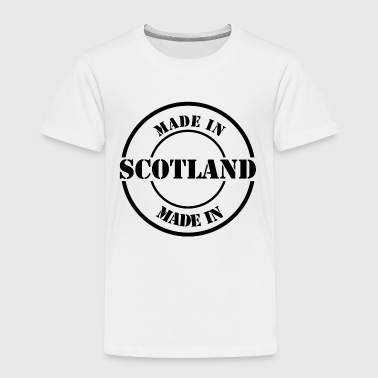 MADE IN SCOTLAND - Toddler Premium T-Shirt
