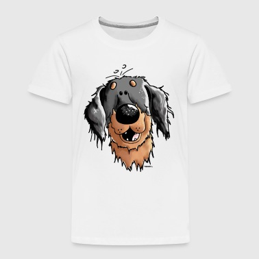 Hovawart – Hovi – Dog - Toddler Premium T-Shirt