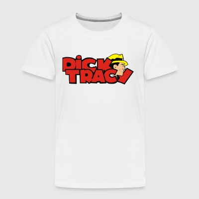 Dick Tracy - Toddler Premium T-Shirt