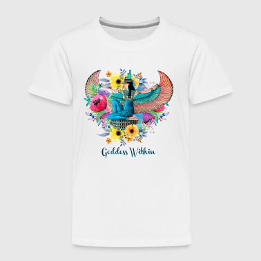 Goddess Within - Toddler Premium T-Shirt