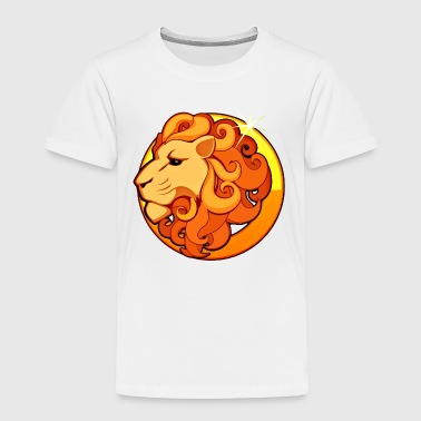 LEO THE LION - Toddler Premium T-Shirt