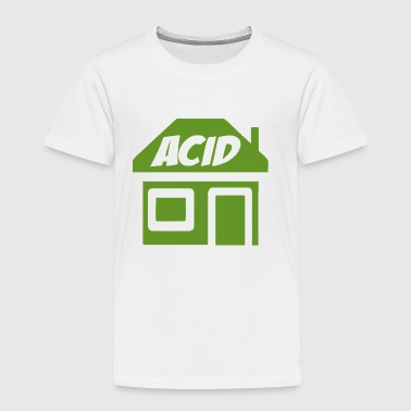 ACID HOUSE - Toddler Premium T-Shirt