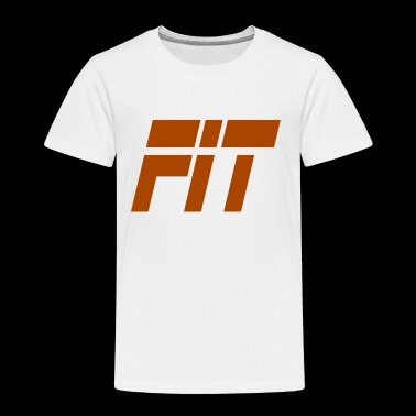 fit - Toddler Premium T-Shirt