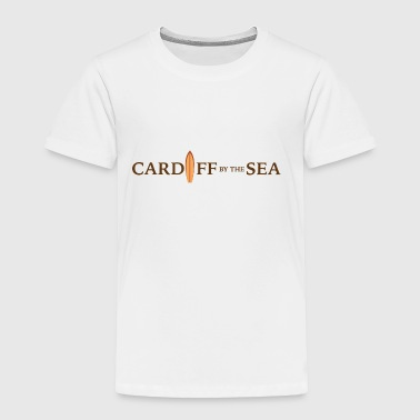 Cardiff by the Sea California - Toddler Premium T-Shirt