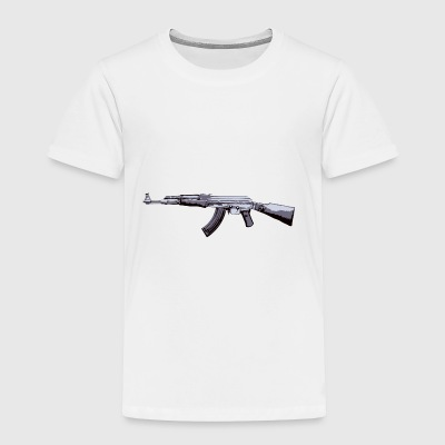 AK47 - Toddler Premium T-Shirt