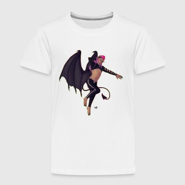 Demon Boy Pinup - Toddler Premium T-Shirt