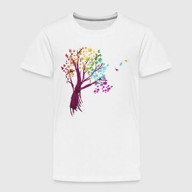 Fall Spectrum - Toddler Premium T-Shirt