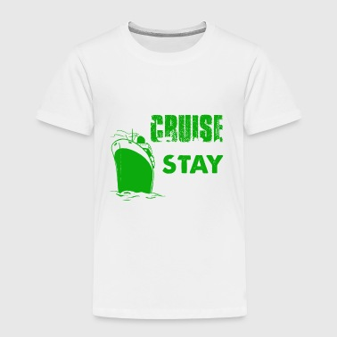 Couples Cruise Together Shirt - Toddler Premium T-Shirt
