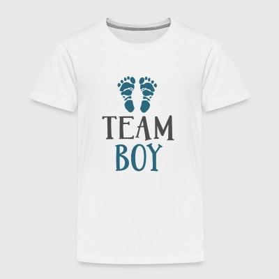 Team Boy - Toddler Premium T-Shirt