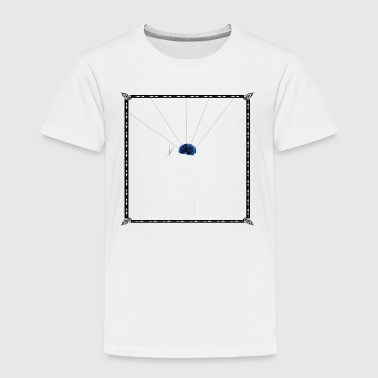 The puppet - Toddler Premium T-Shirt