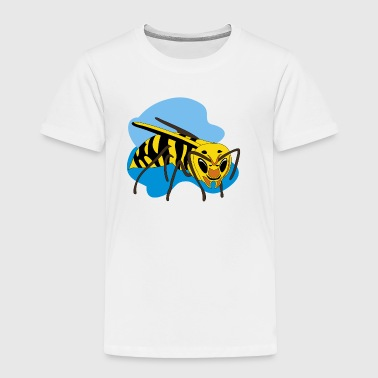 insect hornet vespa - Toddler Premium T-Shirt