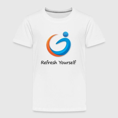 Refresh Yourself - Toddler Premium T-Shirt