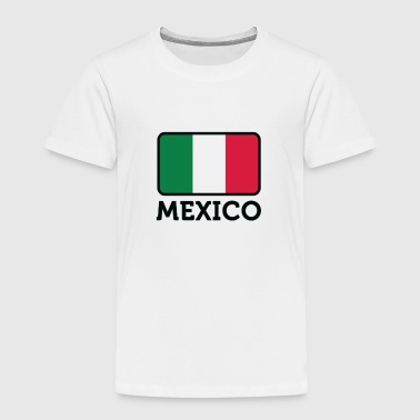 National Flag Of Mexico - Toddler Premium T-Shirt