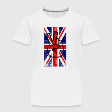 England peace - Toddler Premium T-Shirt