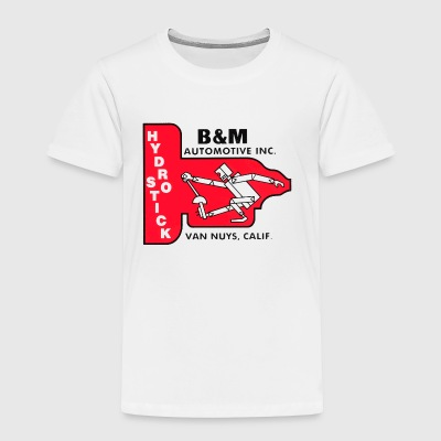 B M Automotive Hydro Stick - Toddler Premium T-Shirt