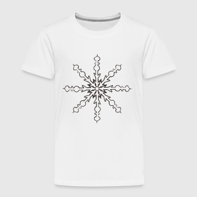 snowflake 2 - Toddler Premium T-Shirt