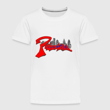 philly skyline mdone1 - Toddler Premium T-Shirt