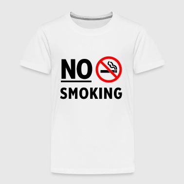 World no Tobacco Day no Smoking - Toddler Premium T-Shirt