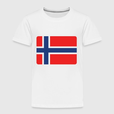 NORWAY IS THE NUMBER 1 - Toddler Premium T-Shirt