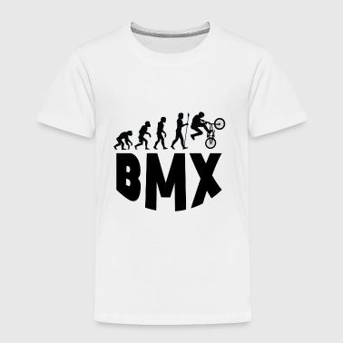 BMX Evolution - Toddler Premium T-Shirt