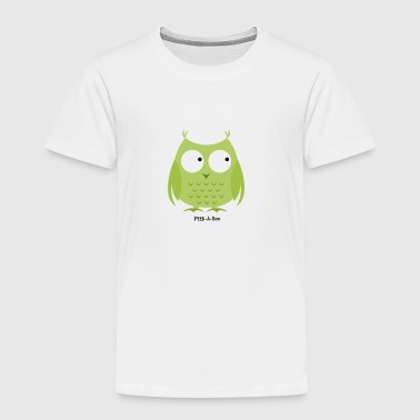 PEEK-A-BOO - Toddler Premium T-Shirt