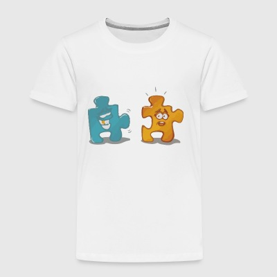 Puzzle - Toddler Premium T-Shirt