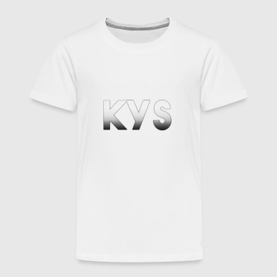 kys - Toddler Premium T-Shirt