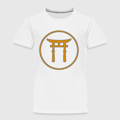 Torii Gate - Toddler Premium T-Shirt