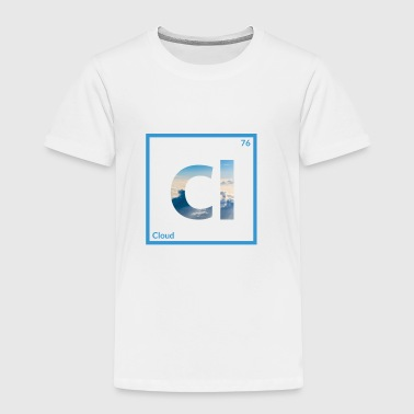 Cloud - Toddler Premium T-Shirt