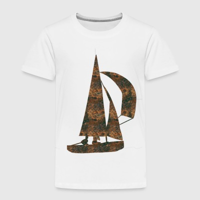 Rust Sailing - Toddler Premium T-Shirt