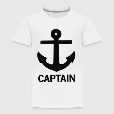 Captain - Toddler Premium T-Shirt