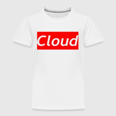 Supreme Cloud - Toddler Premium T-Shirt