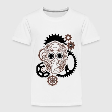 Steampunk mask - Toddler Premium T-Shirt