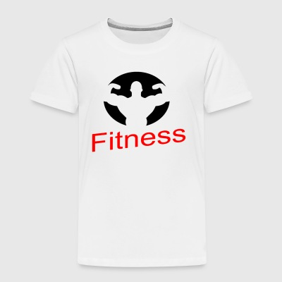 FITNESS - Toddler Premium T-Shirt