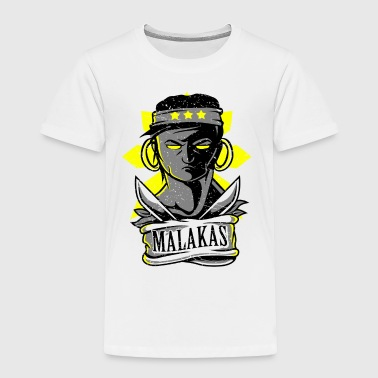 Si Malakas. Filipino Strength and Power - Toddler Premium T-Shirt