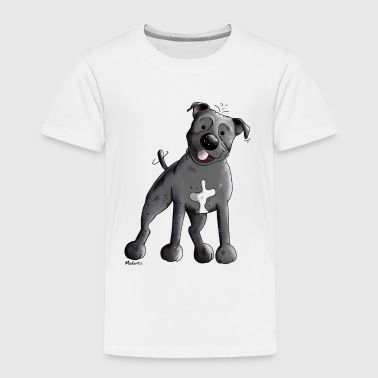 Staffordshire Bull Terrier - Toddler Premium T-Shirt