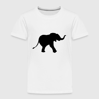 baby elephant - Toddler Premium T-Shirt