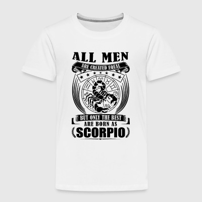 scorpio - Toddler Premium T-Shirt
