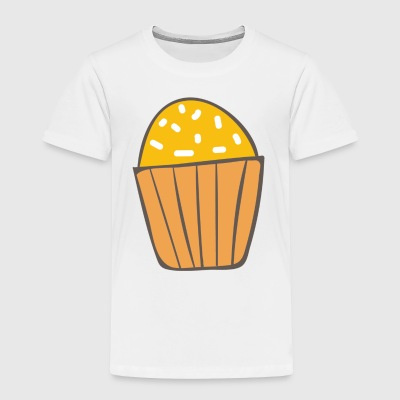 cupcake - Toddler Premium T-Shirt