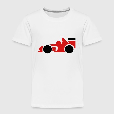 Formula One Race Car - Toddler Premium T-Shirt