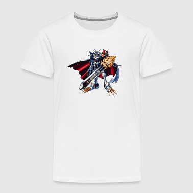 Digimon Adventure Omegamon - Toddler Premium T-Shirt