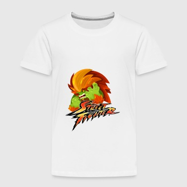 BLANCA Street Fighter - Toddler Premium T-Shirt