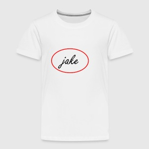 jake - Toddler Premium T-Shirt