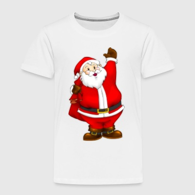 Santa - Toddler Premium T-Shirt
